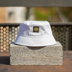 OG Lettering Bucket Hat - White