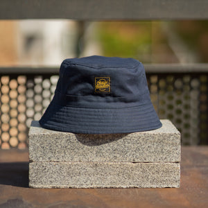 OG Lettering Bucket Hat - Navy