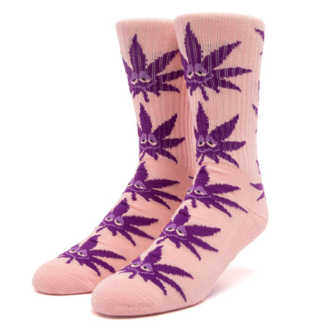 Green Buddy Strains Socks - Pink