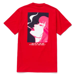 I Feel Good Tee - Red