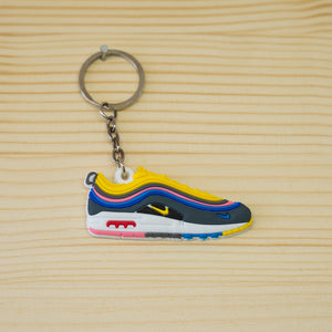 Sneakers Keychain #27