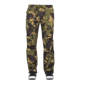 Neo Camo Easy Pant - Deep Olive