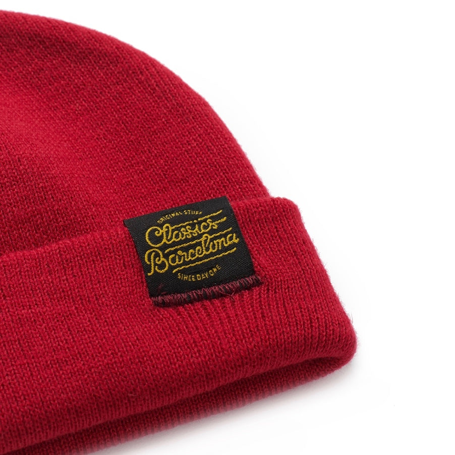2bf82bbbd56 Sailor Beanie - Red  Sailor Beanie - Red. Classics Barcelona