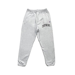 Everyone Pays Black Logo Sweatpants