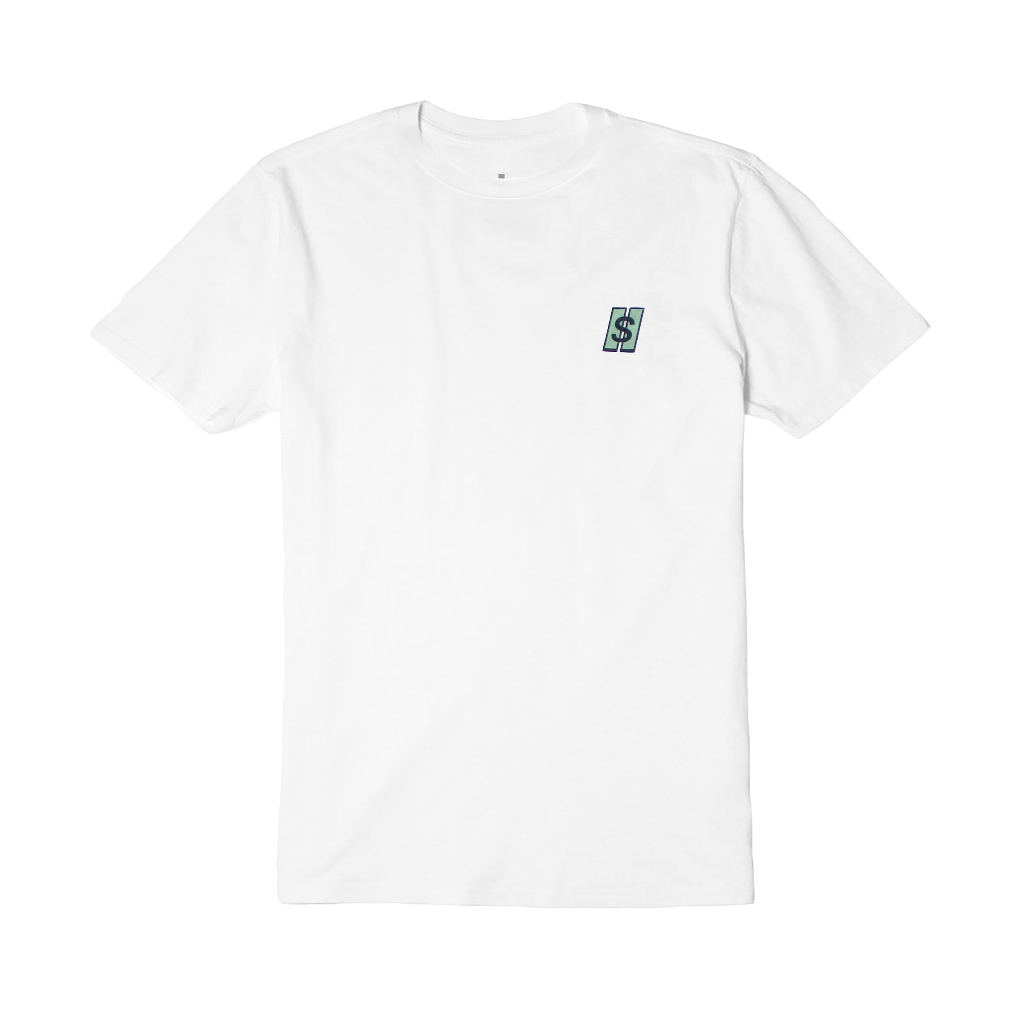 Everyone Pays Standard White Tee