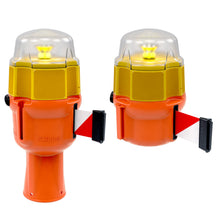 Rechargeable safety light