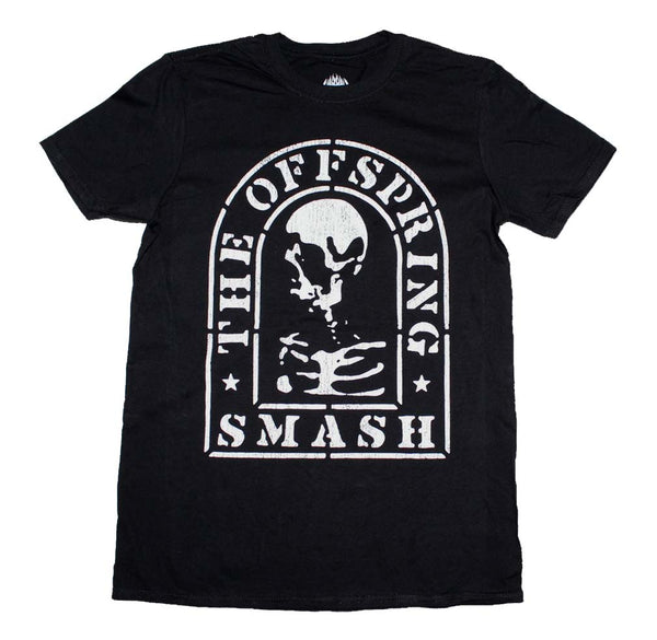 The Offspring Stencil Smash T-Shirt