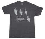 Beatles Faces Tri-Blend T-Shirt