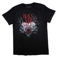 Black Veil Brides Branches Skull T-Shirt