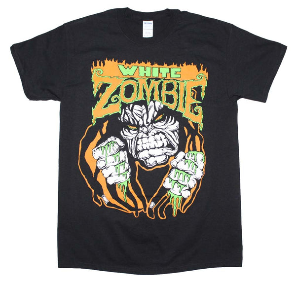 White Zombie Monster Lugosi T-Shirt