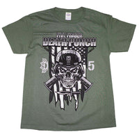 Five Finger Death Punch Infantry Special Forces T-Shirt