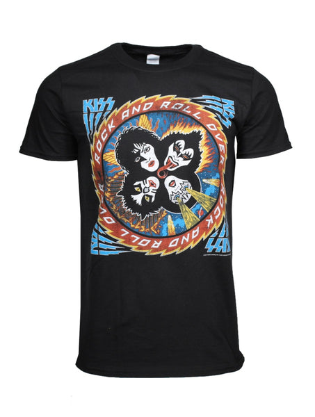 KISS Rock and Roll All Over T-Shirt