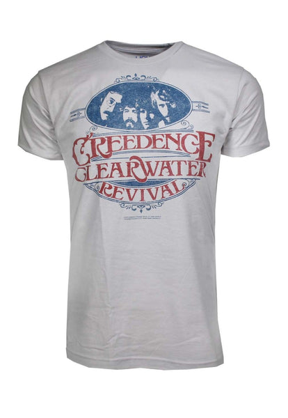 Creedence Clearwater Revival Travelin Band T-Shirt