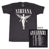 Nirvana In Utero Tour T-Shirt