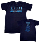 Nirvana Nevermind Album Play List T-Shirt