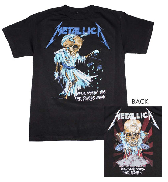 Metallica Doris T-Shirt