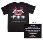 Metallica Master of Puppets T-Shirt