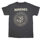 Ramones Distressed Crest T-Shirt