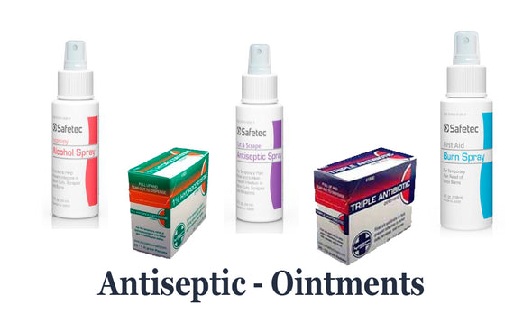 Antiseptic-Ointments