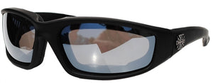 Chopper Foam Padded Sunglasses Mirror