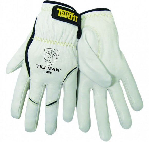1488 A TrueFit style glove that you can TIG weld with!