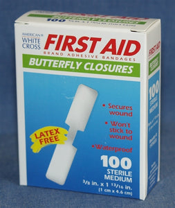 Medium Butterfly Bandage