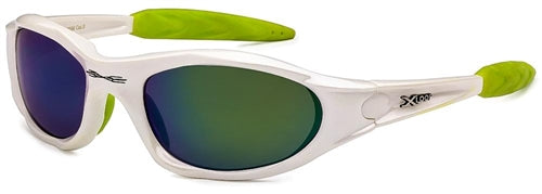 X-Loop Sunglasses White Green