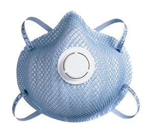Disposable Particulate Respirator N95 With Exhale Valvve
