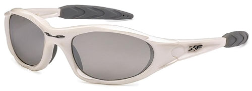 X-Loop Sunglasses White Gray