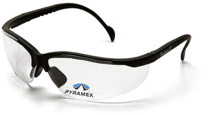 Pyramex  V2-Readers +2.0 Clear Lens