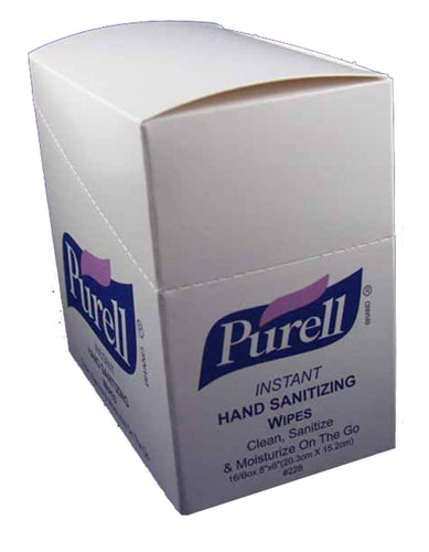 Purell Antibacterial Towelette 16ct