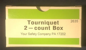 "Tourniquet Rubber 1"" x 18"" 2ct"