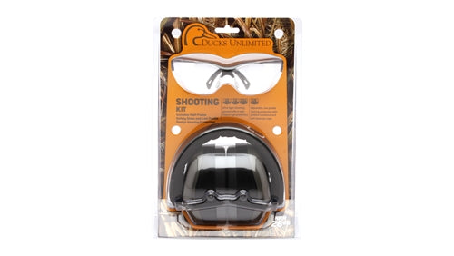 Ducks Unlimited Shooting Kit Clear