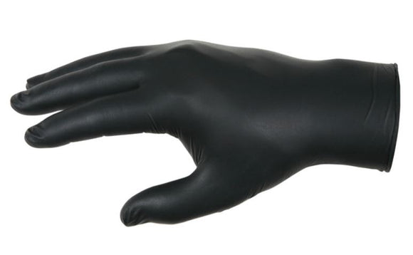 Copy of NitriSheild Stealth™ Disposable Gloves 3 mil Black Nitrile X-Large