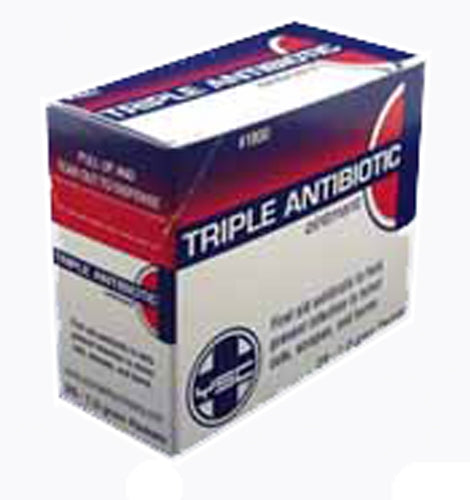 3 in 1 Antibiotic Ointment 25/bx