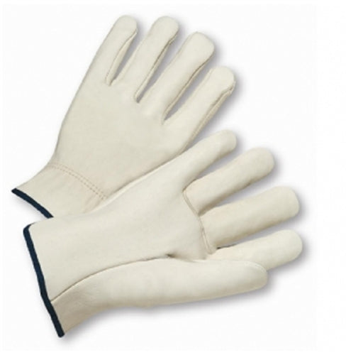 Driver Glove Select Grain Cowhide Straight Thumb XLarge