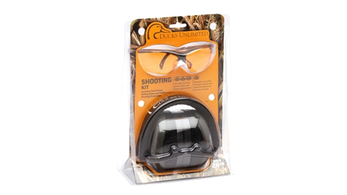 Ducks Unlimited Shooting Kit Orange