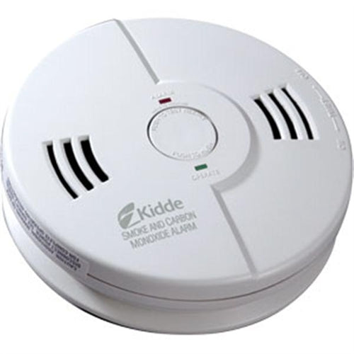 Fire Protection CO/Smoke Combo Alarm w/ Battery Backup