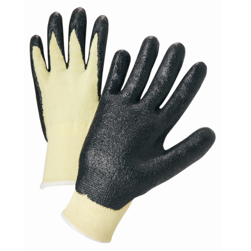 713KSN pOSIgRIP Nitrile Coated Kevlar® Gloves <B> 3Pair </B>