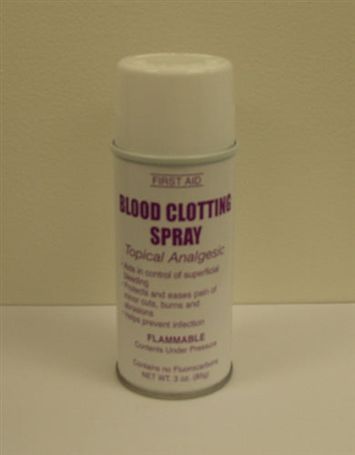 Blood Clotter Spray