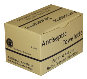 Antiseptic Wipes 20/bx