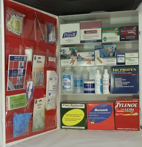 Industial First Aid Cabinet 4 Shelves