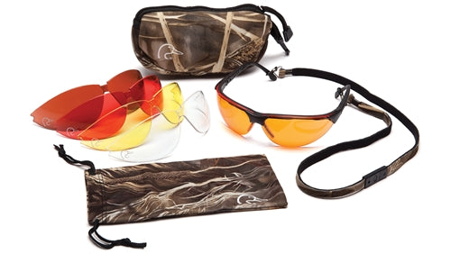 Ducks Unlimited Shooting Eyewear Kit