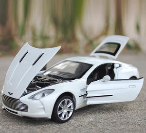 Diecast models Famous Movie Cars