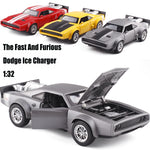 FAST & FURIOUS 8 - ICE CHARGER  Scale 1:32 Diecast Model