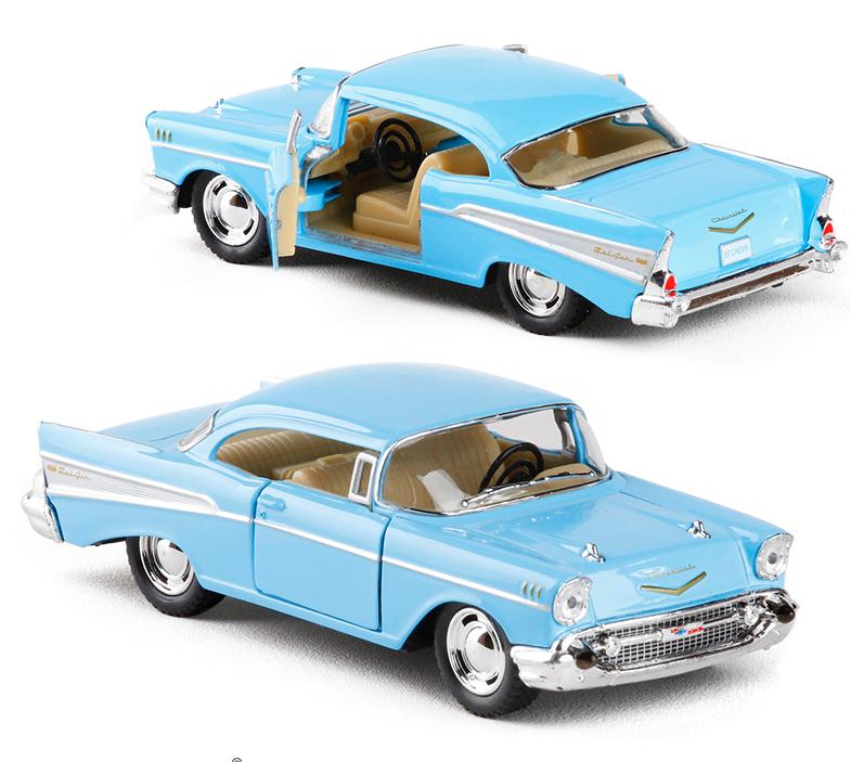 James Bon-Dr. No (1962) 57 Chevy Bel Air  1:43 scale size free shipping
