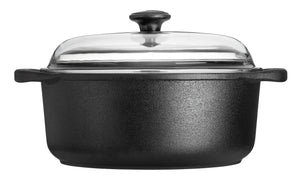 Skeppshult 3 Liter Casserole Dish with Glass Lid
