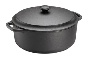 Skeppshult 5.5 Liter Casserole Dish with Cast Iron Lid