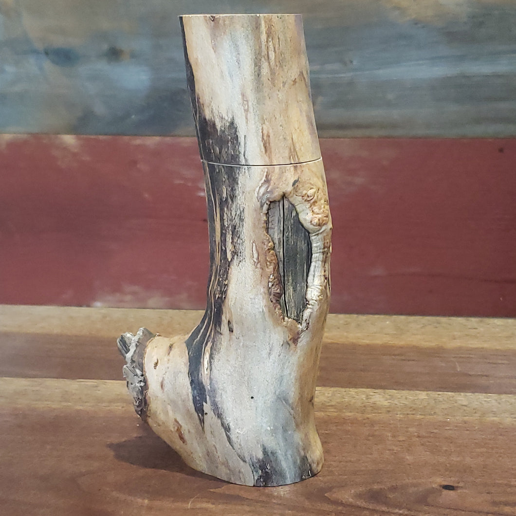 Hand Picked 20 cm / 8 inch Maple Cottage Mill® with CrushGrind®