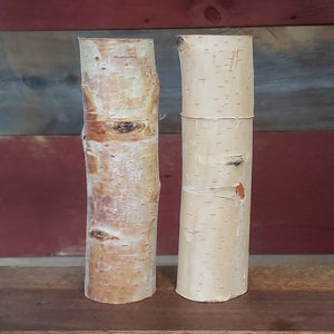Hand Picked set of 20 cm / 8 inch Birch Cottage Mills®